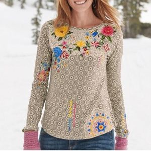 Sundance Sunny Disposition Top